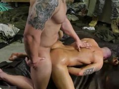 Soldier boy vidz hot bubble  super ass and gay porn of
