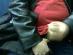 masturbation in vidz train