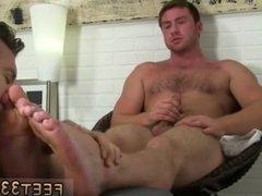 Gay men vidz gay foot  super fetish Connor Gets Off