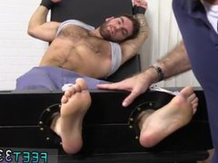 Cum over vidz gay feet  super Chase LaChance Is Back