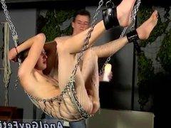 Free bondage vidz boy gay  super porn movie Stroked
