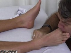Naked male vidz actors feet  super gay Tommy