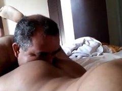 daddy & vidz boy rimming