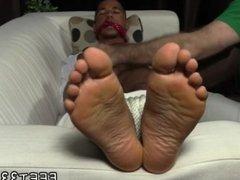 Squirting cum vidz on boys  super feet gay Mikey Tied