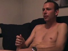 Straight Boy vidz Troy Strokes  super One Out