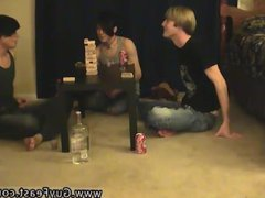 Gay twink vidz gets sucked  super off and moans when he
