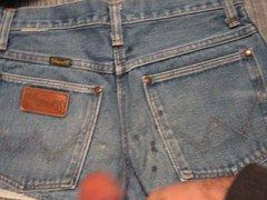 Cum on vidz my girls  super favorite retro jean shorts.