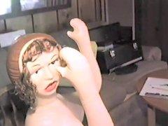Doll Blowjob vidz and Cum  super on Face 1 - Video 139