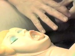 Doll Blowjob vidz and Cum  super on Face 2 - Video 141