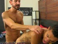 Gay daddy vidz sauna oral  super first time The action