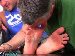 Teen gay vidz foot fetish  super first time