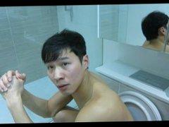 Hong Kong vidz Guy Alex  super Wong's First Audition in Gay Porn