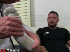 Black gay vidz sex toons  super movies xxx Dolf's Foot