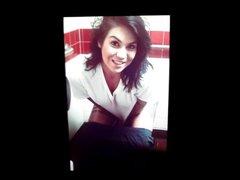 Tamara Komorous vidz on a  super toilet cum tribute 2