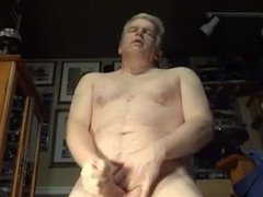 Hot daddy vidz wanking hard