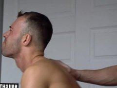 Tattoo boy vidz oral sex  super with cumshot