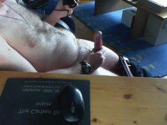 Cam wank vidz with multiple  super ejaculations slow motion