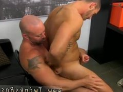 Cop fucks vidz gay man  super Horny Office Butt Banging