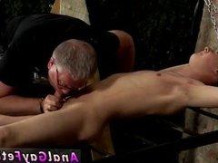 Twink bondage vidz blow job  super and gay boy bondage