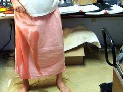 Pee in vidz Pink Skirt  super #2 - Video 151