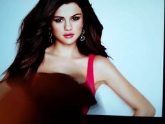 Selena Gomez vidz Cum Tribute  super (4) Challenge Start!