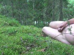 Masturbation in vidz forest