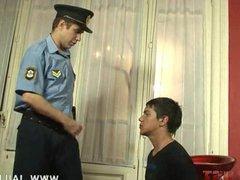 Boy blows vidz old cock  super under threat of imprisonment