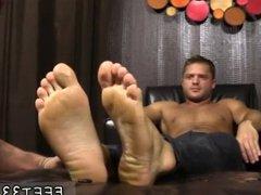 Delicious male vidz feet gay  super Tyrell's Sexy Feet