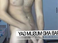 Turkish Gay vidz Hunk Playing  super hard with his cock