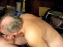 Gay old vidz men sucking  super a other old men