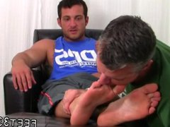 Gay mexican vidz boys licking  super feet Marine Ned