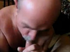 Older men vidz sucking a  super cock