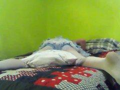 More Sissy vidz Body Pillow  super Humping