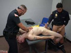 Gay rugged vidz males cops  super free movie and cops