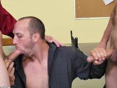 Straight gay vidz aussie porn  super first time CPR