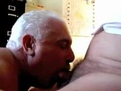 Two older vidz mature men
