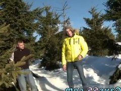 First time vidz gay outdoor  super movies Snow Bunnies