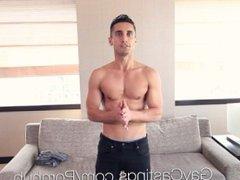 GayCastings - vidz David Mazano  super Banged By Creepy Agent