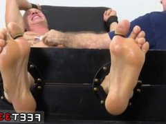 Penis boys vidz feet gay  super porn Cristian Tickled