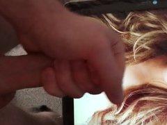 Scarlett Johansson vidz - Cum  super Tribute