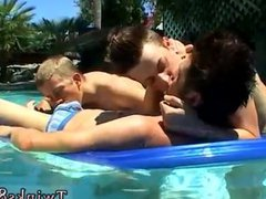 Mexican boys vidz gay sex  super Ayden, Kayden & Shane