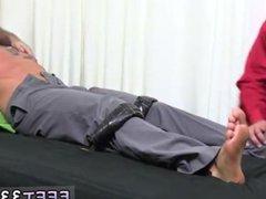 Boys Youthful vidz Teens Gay  super Feet Drake Tickles