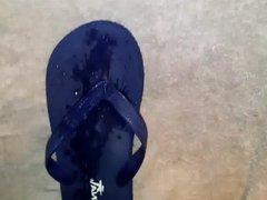 Huge cumshot vidz on Laguna  super flip flop