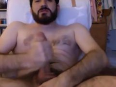 Hot turkish vidz dude with  super very long dick wanking