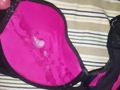 Cum on vidz aunts bra  super and panties 10