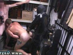 Arab main vidz gay sex  super Dungeon sir with a gimp