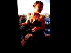 Kate Kelton vidz cum tribute  super 6