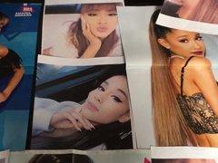 Ariana Grande vidz Cum Tribute  super 29
