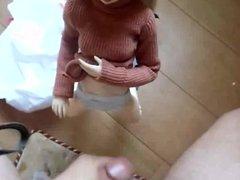 Doll and vidz Masturbation
