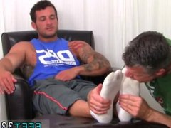 Boys with vidz gay sexy  super feet and big butts